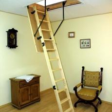 Складная чердачная лестница Standard