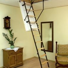 Складная чердачная лестница Stallux